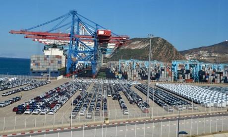 Progression de 7% du trafic conteneurs au 1er semestre