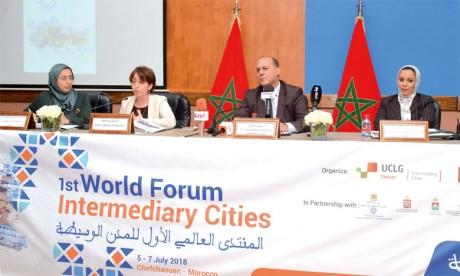 Plaidoyer pour une stratégie nationale de développement  des villes intermédiaires