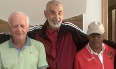 Mohamed El Khalidy, le «Lev Yachine» marocain, n'est plus