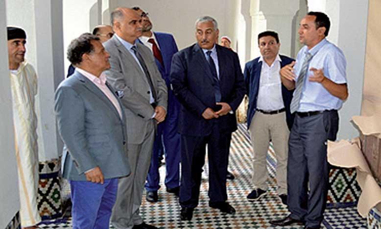 Mehdi Qotbi: «Les Musées Borj Bel Kari  et Dar Jamaï à Meknès seront rouverts fin2019»