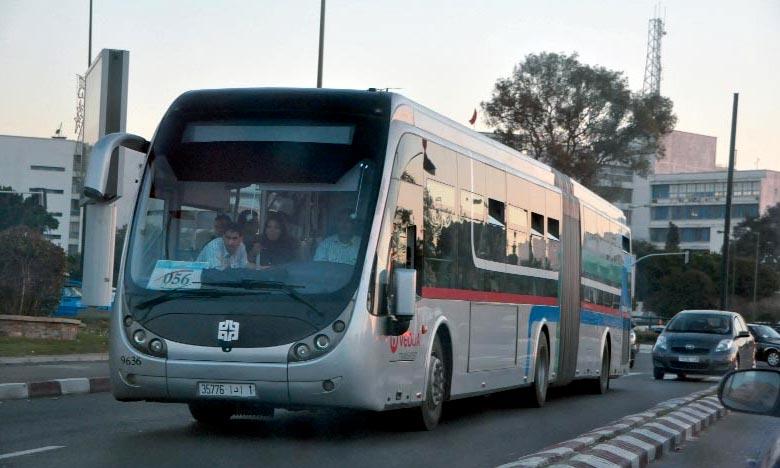 """""""Al Assima"""" adopte le contrat de gestion déléguée du transport par bus"""