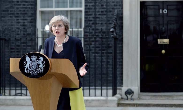 Certains ministres ne partagent pas la même vision que la Première ministre Theresa May sur  l'après-Brexit.                                                                                                                                                                               Ph. AFP