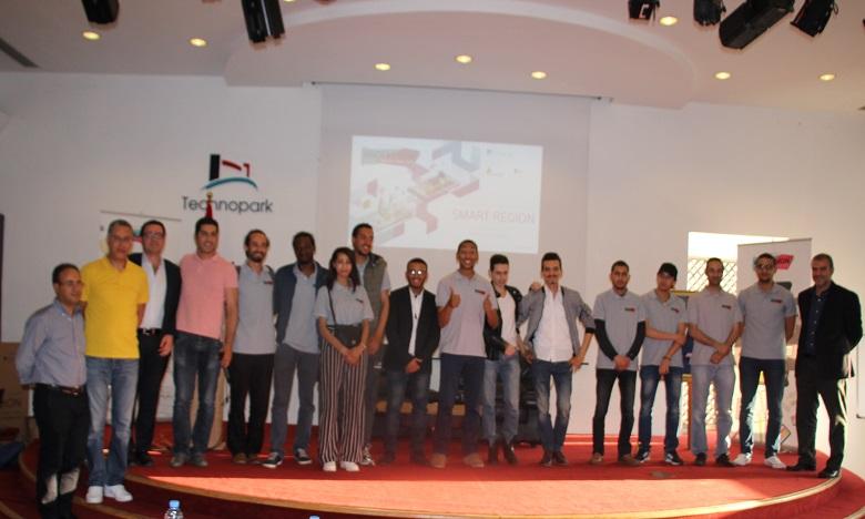Le Hackathon Morocco Social Tech «Smart Région» dévoile son palmarès
