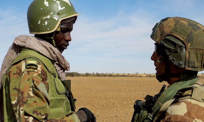 Possible redéploiement des forces françaises