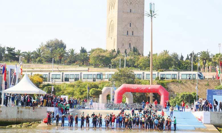 Rabat sera la capitale du triathlon national, après avoir abrité les championnats d'Afrique en mai dernier.