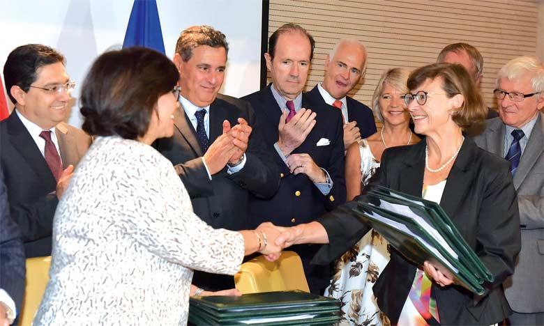 Le paraphe hier à Rabat du nouvel Accord de pêche sonne comme une victoire diplomatique pour le Royaume. Ph. Kartouch