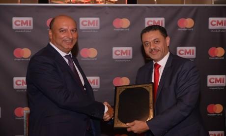 Le CMI et Mastercard dynamisent le paiement électronique au Maroc