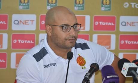 Youssef Achami : «le WAC vise la victoire face au Horoya Conakry»