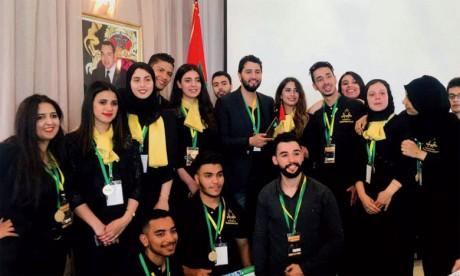 Maketobecome lauréate de la compétition régionale d'Injaz Al-Maghrib