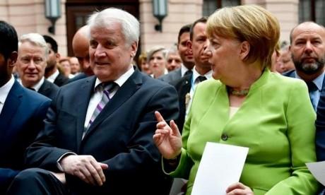 Le ministre allemand de l'Intérieur démissionne
