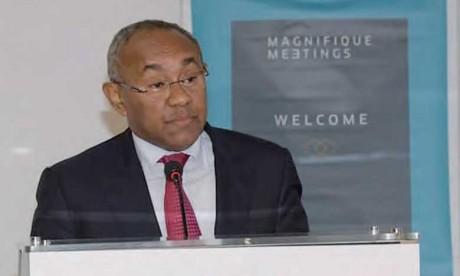 Ahmad Ahmad prône la continuité pour les staffs  et les fédérations