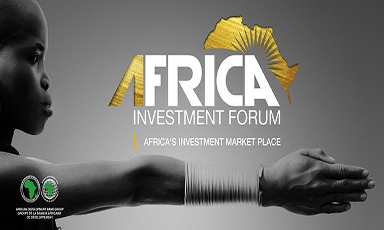 Nouvelle initiative 100% transactionnelle, le Forum africain de l'investissement, conçu et piloté par la BAD, représente une opportunité de stimuler la transformation économique du continent. Ph : DR