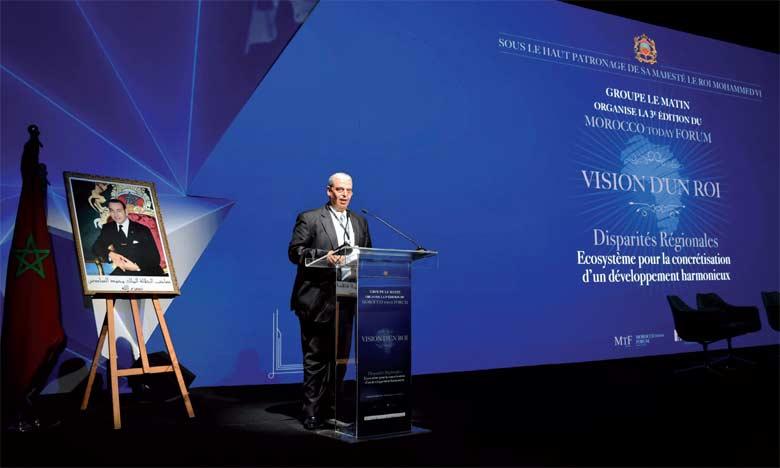 Carton plein pour la troisième édition  du «Morocco Today Forum»