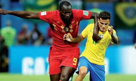 La Belgique surprend la Seleçao, les Bleus surclassent l'Uruguay