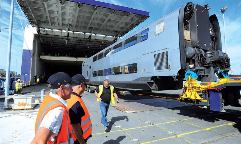 Le projet de construction d'une Ligne à grande vitesse reliant Tanger à Casablanca s'inscrit dans le cadre de la politique des grands chantiers initiée par le Souverain.