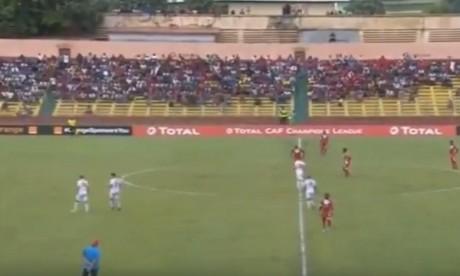 Le WAC revient avec un point de la Guinée face au Horaya Conakry