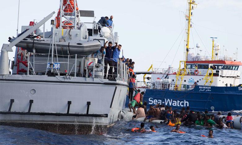 Le Sea Watch 3, qui voulait reprendre la mer lundi, a été «bloqué à Malte sans aucune raison légale fournie par les autorités», a affirmé l'ONG sur  son site Internet.                                                                                                                                                                                                                                                                        Ph. DR