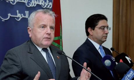 John Sullivan souligne le rôle «clé» du Maroc  dans la lutte contre le terrorisme dans le monde