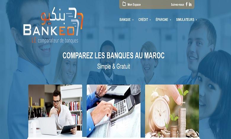 «Bankeo.ma», un comparateur de banques marocaines voit le jour