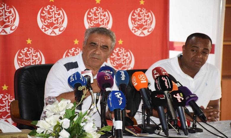 Faouzi Benzarti : «En Tunisie, mes joueurs ont appris à souffrir»