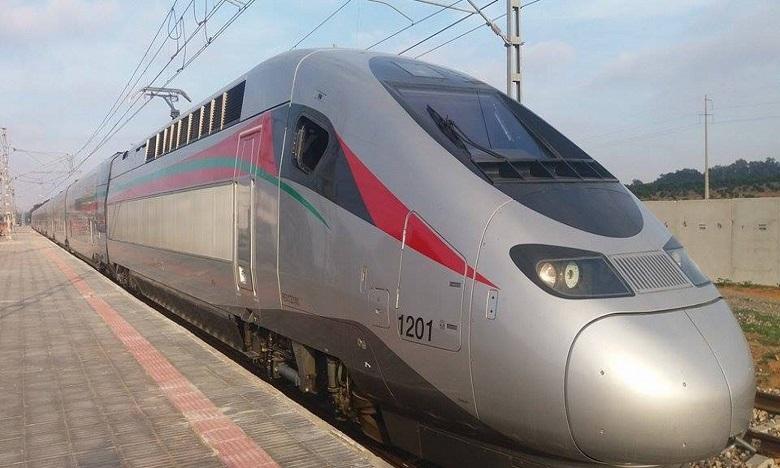 Sa Majesté le Roi Mohammed VI baptise le Train à grande vitesse marocain du nom d'«Al Boraq»