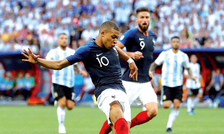 La France et la Croatie se disputent  le trophée de la 21e édition