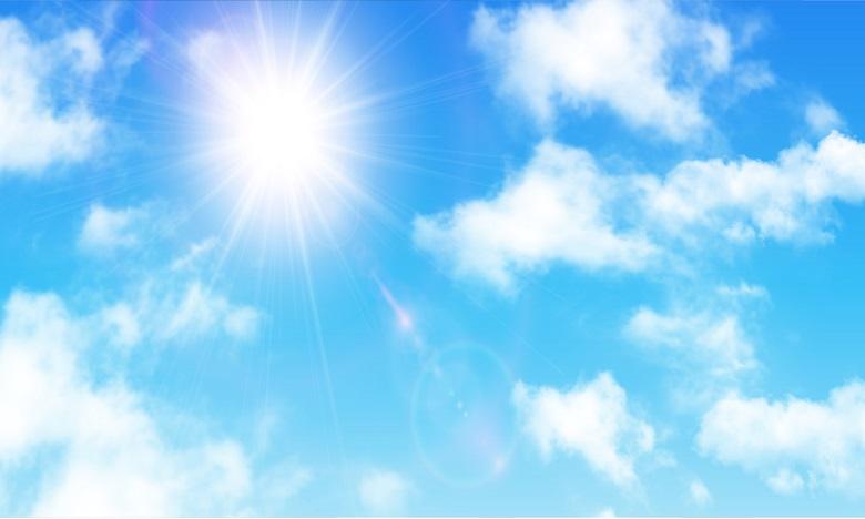 Températures maximales de l'ordre de 35 à 40°C sur les plateaux d'Oulmès. Ph : DR