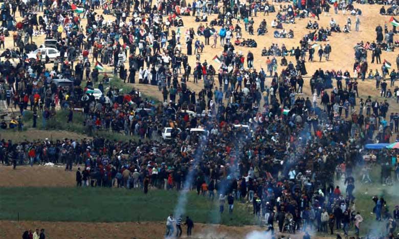 Israël renforce le blocus sur l'enclave palestinienne dans  un contexte de vives tensions