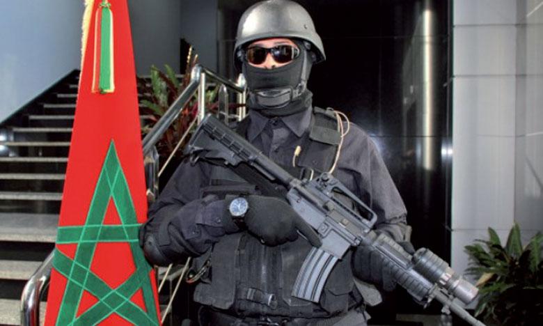 Arrestation par le BCIJ de quatre individus partisans de Daech s'activant à Casablanca, Tanger, Nador et Tiznit