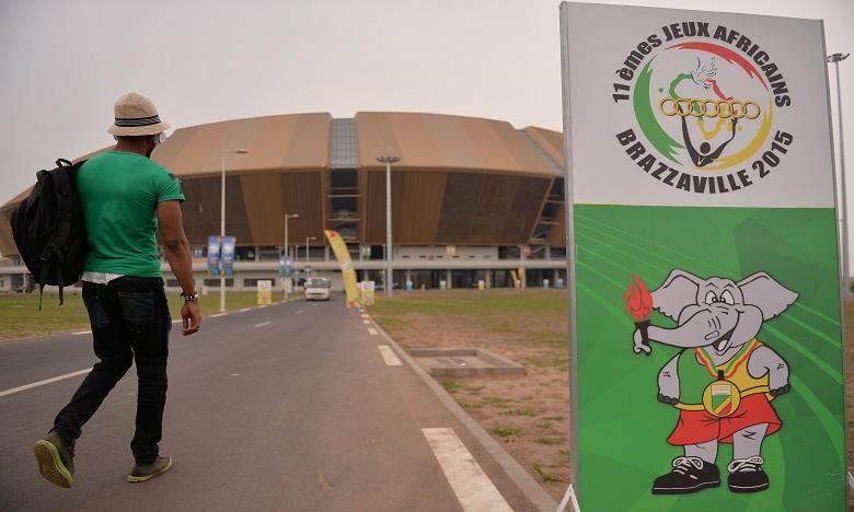 La 12e édition des Jeux africains a été accueillie par la République du Congo en 2015. Ph. AFP