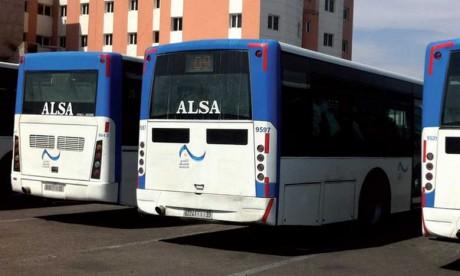 Avec ce nouveau marché, Alsa devra transporter environ 265 millions de passagers par an au Maroc, avec une flotte d'un millier de bus.