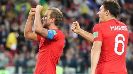 Les Anglais se qualifient pour les quarts de final après la séance de tirs au but