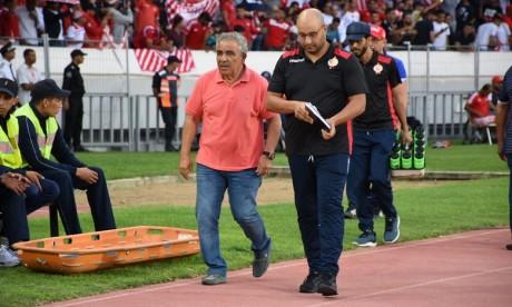 Fawzi Benzarti quitte le WAC pour la sélection tunisienne