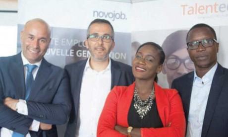 Novojob mise sur le marché  sénégalais