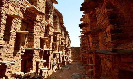 Le grenier collectif «Agadir Imchguiguilne» fait peau neuve