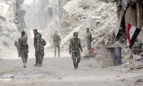 Israël abat un avion syrien,  bombardements contre une poche  de Daech dans le sud