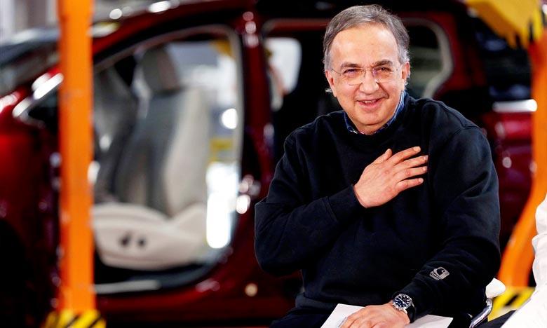 L'ex-patron de Fiat-Chrysler s'éteint à l'âge de 66 ans