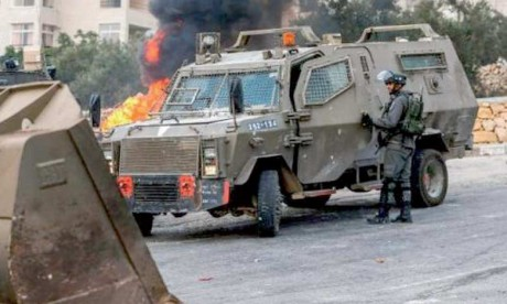 Israël étend ses colonies illégales