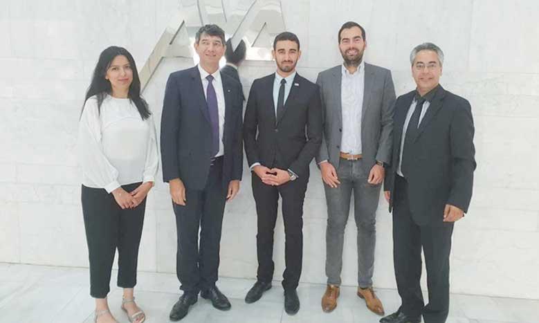 La Confédération des Junior-Entreprises marocaines et Axa s'allient