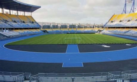 La RFEF salue «l'excellent état» du Grand Stade  de Tanger