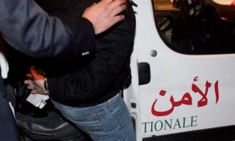 Arrestation d'une bande spécialisée dans le vol de motos à Ben Guérir