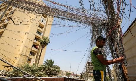 Irak : le ministre de l'Électricité limogé après trois semaines de contestation