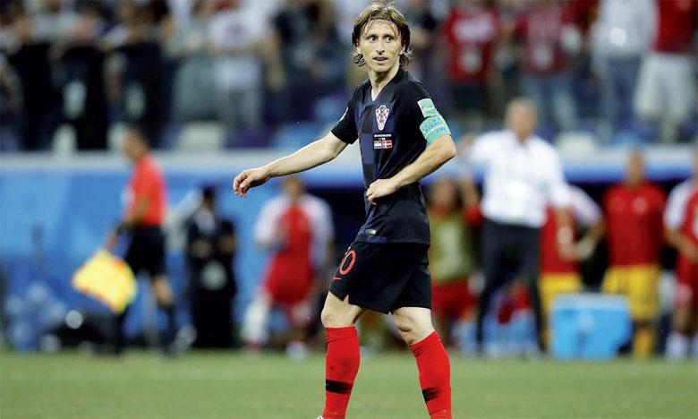 Pour la Croatie, menée par Luka Modric, c'est une occasion de se hisser au niveau de la génération1998.