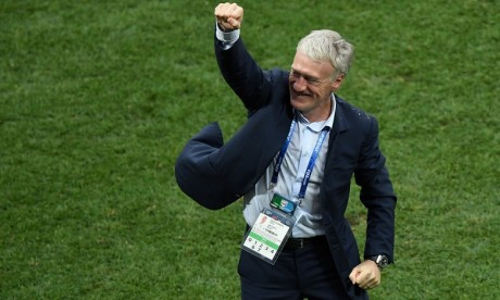 Didier Deschamps 3e technicien sacré en tant que joueur puis coach