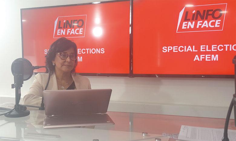 L'Association des Femmes Cheffes d'Entreprises du Maroc constitue son nouveau bureau