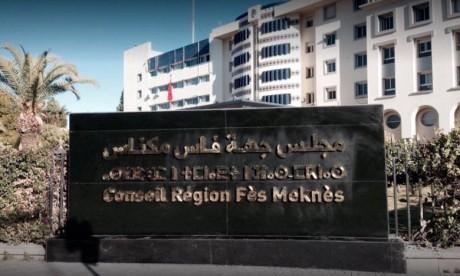 Fès-Meknès : 230 projets de 1,12 MMDH programmés depuis 2016