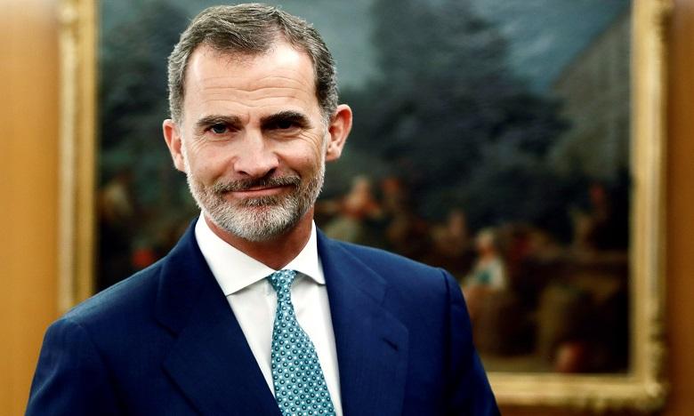 """Le Roi Felipe VI d'Espagne : """"nos relations avec le Maroc sont stratégiques grâce à notre amitié"""""""