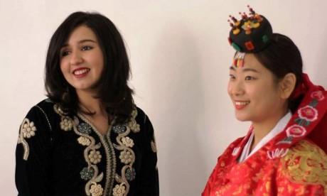 Des boursiers marocains  en Corée du Sud