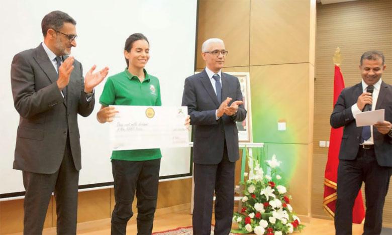 1,7 million de DH de prime pour les médaillés de Tarragone