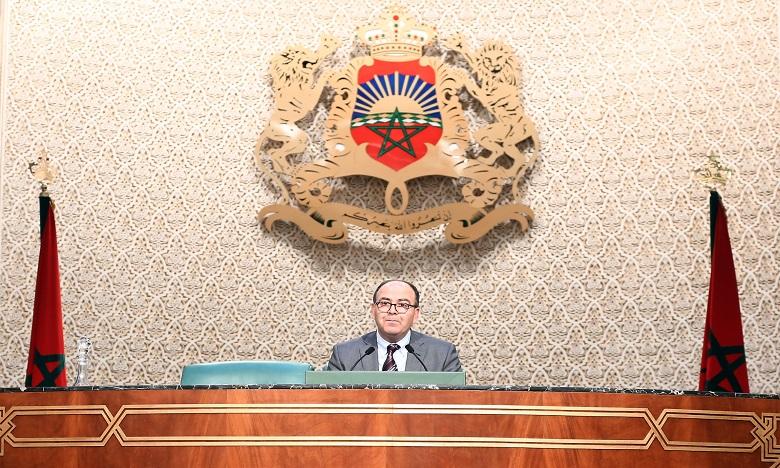 La Chambre des conseillers clôture mardi la session d'avril